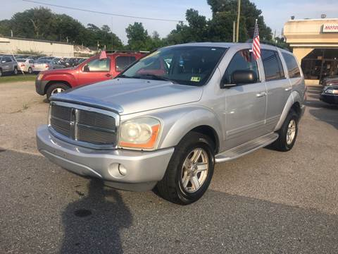 2004 Dodge Durango for sale at Mega Autosports in Chesapeake VA