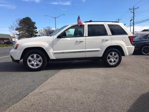 2010 Jeep Grand Cherokee for sale at Mega Autosports in Chesapeake VA
