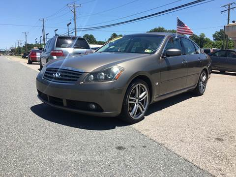 2006 Infiniti M45 for sale at Mega Autosports in Chesapeake VA