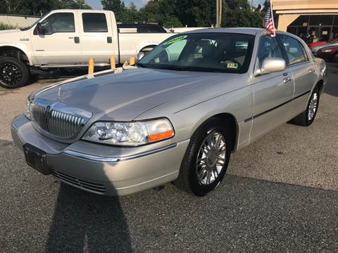 2008 Lincoln Town Car for sale at Mega Autosports in Chesapeake VA