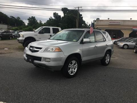 2004 Acura MDX for sale at Mega Autosports in Chesapeake VA