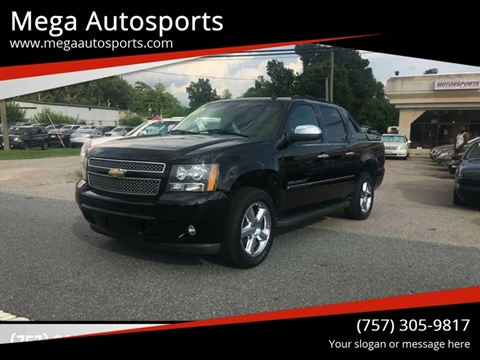 2011 Chevrolet Avalanche for sale at Mega Autosports in Chesapeake VA