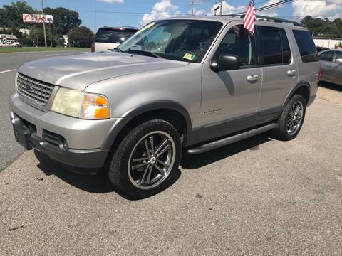 2002 Ford Explorer for sale at Mega Autosports in Chesapeake VA