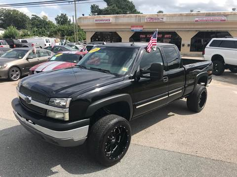 2004 Chevrolet Silverado 1500 for sale at Mega Autosports in Chesapeake VA