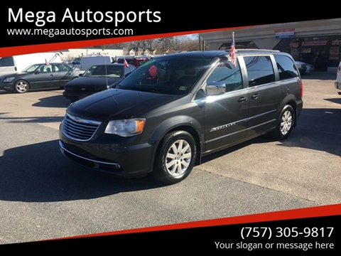 2011 Chrysler Town and Country for sale at Mega Autosports in Chesapeake VA