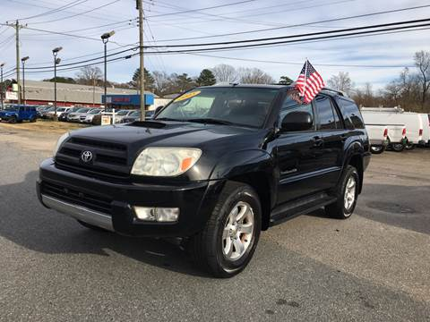2005 Toyota 4Runner for sale at Mega Autosports in Chesapeake VA