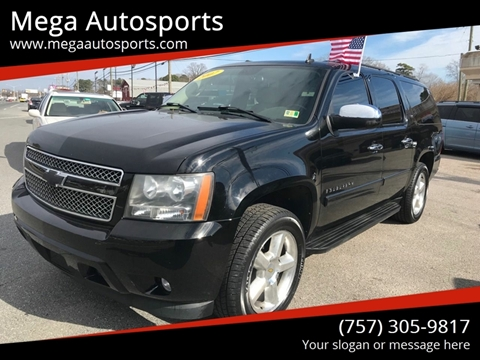 2007 Chevrolet Suburban for sale at Mega Autosports in Chesapeake VA
