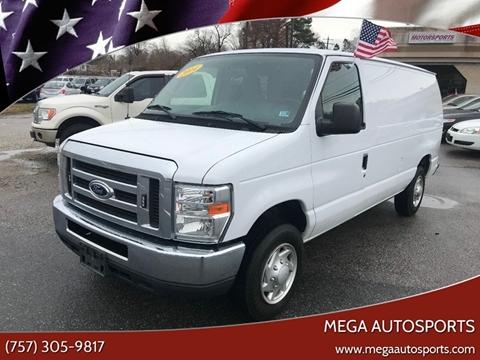 2014 Ford E-Series Cargo for sale at Mega Autosports in Chesapeake VA