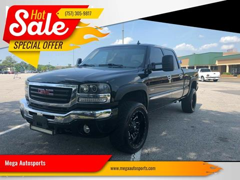 2007 GMC Sierra 2500HD Classic for sale at Mega Autosports in Chesapeake VA