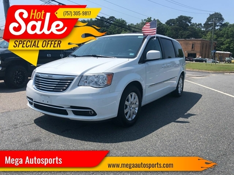 2014 Chrysler Town and Country for sale at Mega Autosports in Chesapeake VA