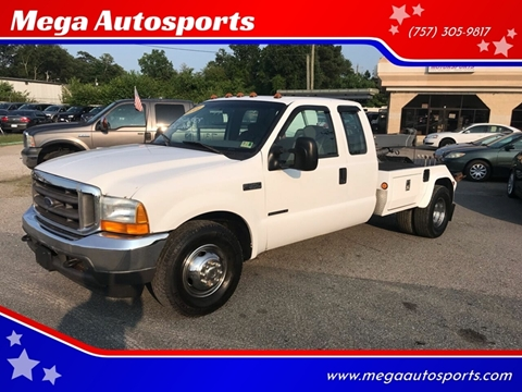 2001 Ford F-350 Super Duty for sale at Mega Autosports in Chesapeake VA