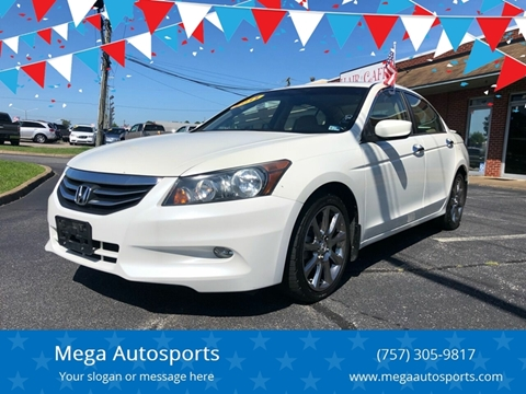 2011 Honda Accord for sale at Mega Autosports in Chesapeake VA