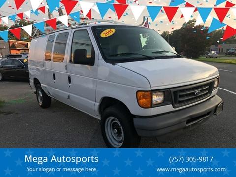 Cargo Van For Sale in Chesapeake, VA - Mega Autosports