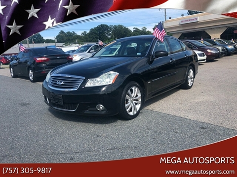 2008 Infiniti M35 for sale at Mega Autosports in Chesapeake VA