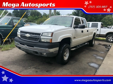 2005 Chevrolet Silverado 3500 for sale at Mega Autosports in Chesapeake VA