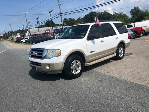 2007 Ford Expedition for sale at Mega Autosports in Chesapeake VA