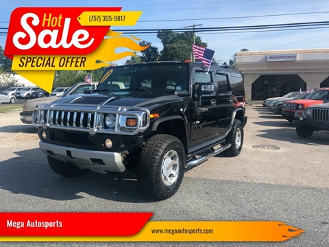 2008 HUMMER H2 for sale at Mega Autosports in Chesapeake VA