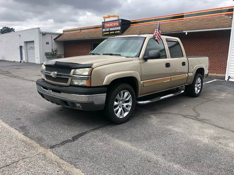 2004 Chevrolet Silverado 1500 for sale at Mega Autosports in Chesapeake VA