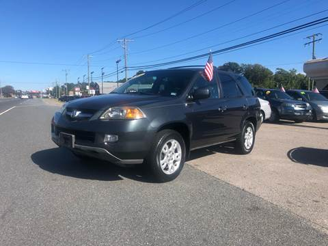 2005 Acura MDX for sale at Mega Autosports in Chesapeake VA
