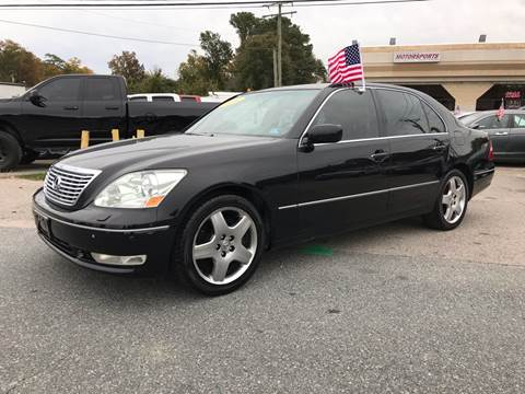 2006 Lexus LS 430 for sale at Mega Autosports in Chesapeake VA