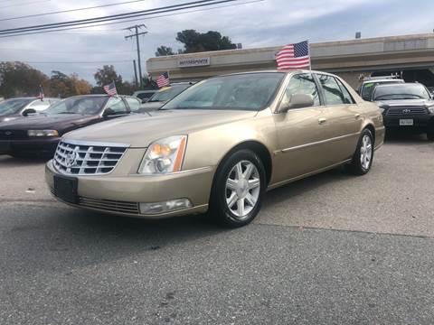 2006 Cadillac DTS for sale at Mega Autosports in Chesapeake VA