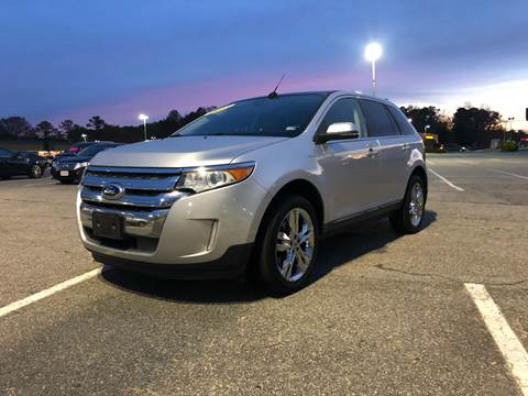 2013 Ford Edge for sale at Mega Autosports in Chesapeake VA