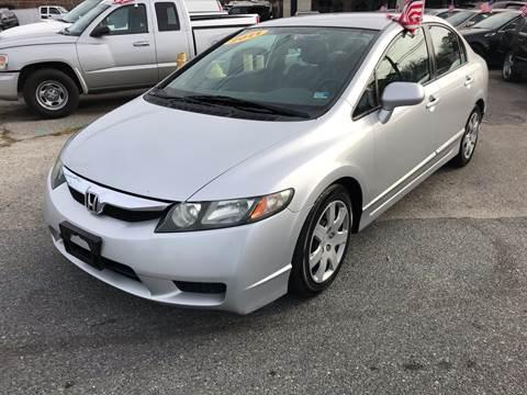 2011 Honda Civic for sale at Mega Autosports in Chesapeake VA