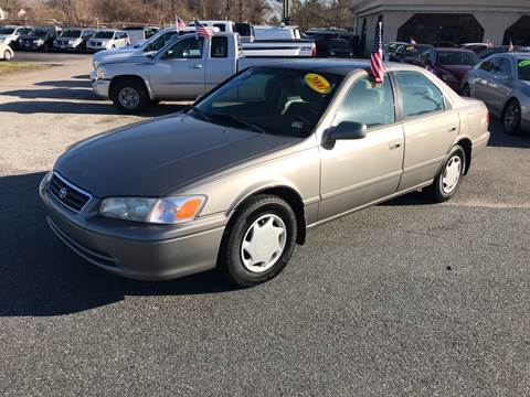 2000 Toyota Camry for sale at Mega Autosports in Chesapeake VA