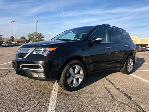 2013 Acura MDX for sale at Mega Autosports in Chesapeake VA