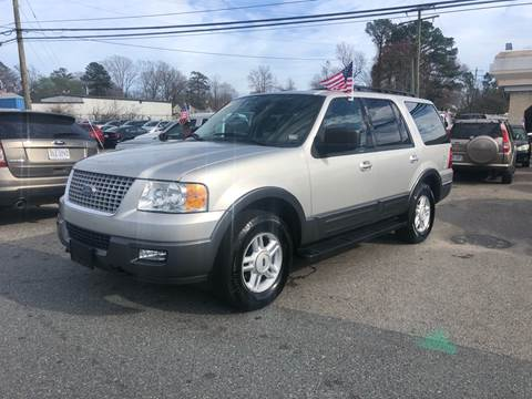 2006 Ford Expedition for sale at Mega Autosports in Chesapeake VA