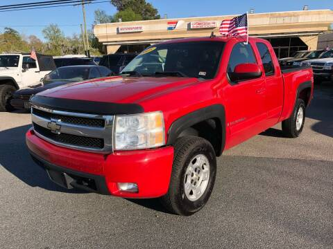 2008 Chevrolet Silverado 1500 for sale at Mega Autosports in Chesapeake VA