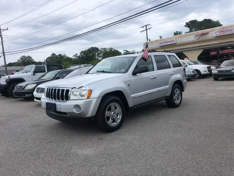 2006 Jeep Grand Cherokee for sale at Mega Autosports in Chesapeake VA