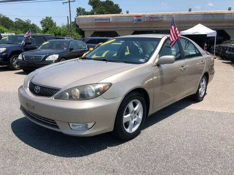 2006 Toyota Camry for sale at Mega Autosports in Chesapeake VA
