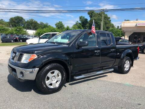 2007 Nissan Frontier for sale at Mega Autosports in Chesapeake VA