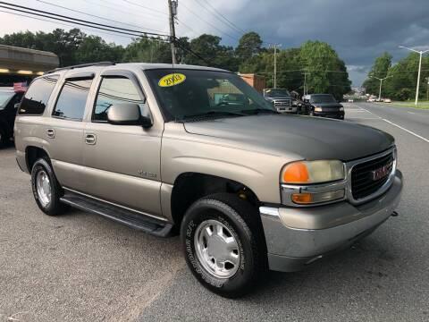 2003 GMC Yukon for sale at Mega Autosports in Chesapeake VA