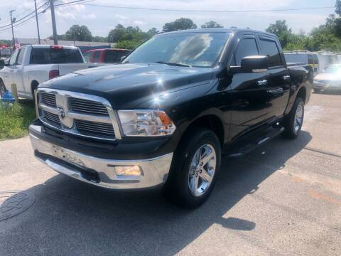 2010 Dodge Ram Pickup 1500 for sale at Mega Autosports in Chesapeake VA