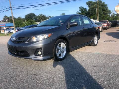 2011 Toyota Corolla for sale at Mega Autosports in Chesapeake VA