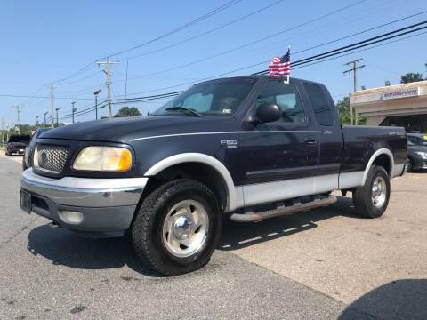 2001 Ford F-150 for sale at Mega Autosports in Chesapeake VA