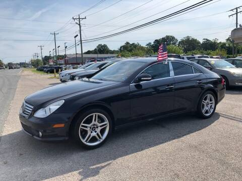 2006 Mercedes-Benz CLS for sale at Mega Autosports in Chesapeake VA