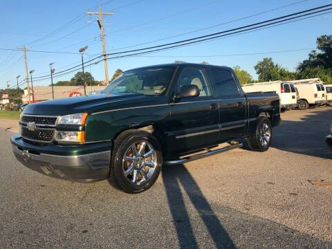 2006 Chevrolet Silverado 1500 for sale at Mega Autosports in Chesapeake VA