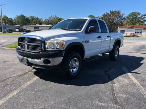 2009 Dodge Ram Pickup 2500 for sale at Mega Autosports in Chesapeake VA