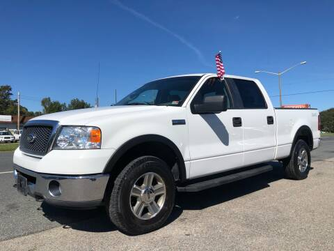 2007 Ford F-150 for sale at Mega Autosports in Chesapeake VA
