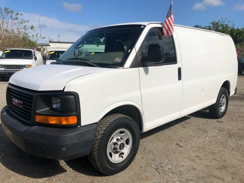 2006 GMC Savana Cargo for sale at Mega Autosports in Chesapeake VA