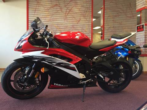 2014 Yamaha YZF-R6 for sale at Mega Autosports in Chesapeake VA
