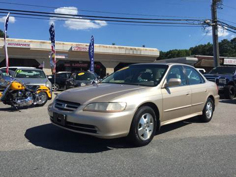 2001 Honda Accord for sale at Mega Autosports in Chesapeake VA