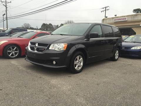 2012 Dodge Grand Caravan for sale at Mega Autosports in Chesapeake VA