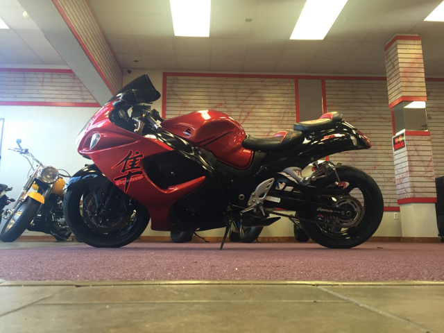 2008 Suzuki Hayabusa for sale at Mega Autosports in Chesapeake VA