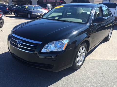 2007 Toyota Avalon for sale at Mega Autosports in Chesapeake VA