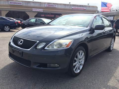 2007 Lexus GS 350 for sale at Mega Autosports in Chesapeake VA