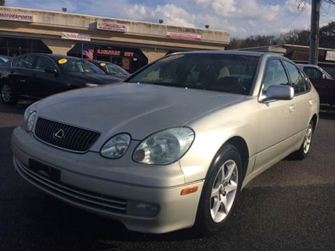 2002 Lexus GS 300 for sale at Mega Autosports in Chesapeake VA